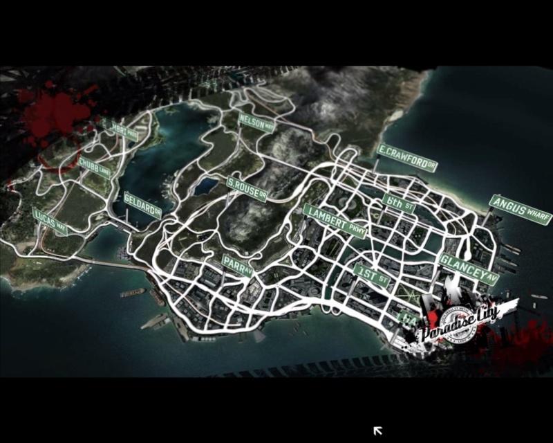 C'est la map