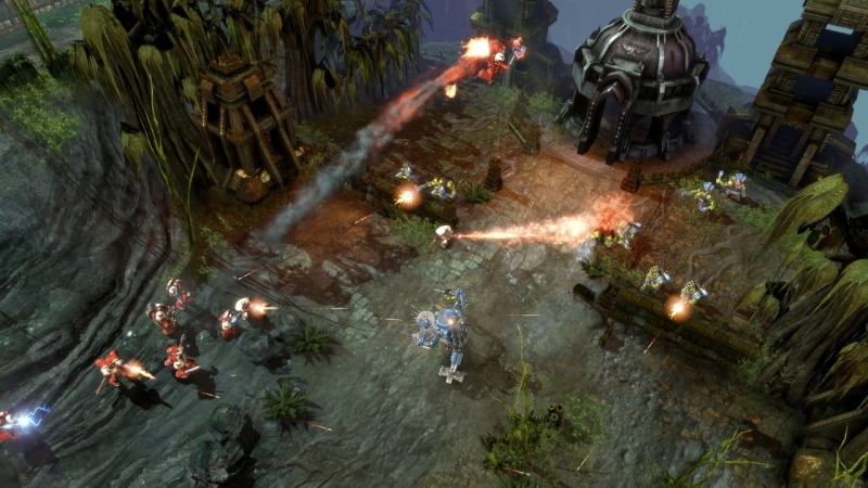 Warhammer 40000 : Dawn of War II
