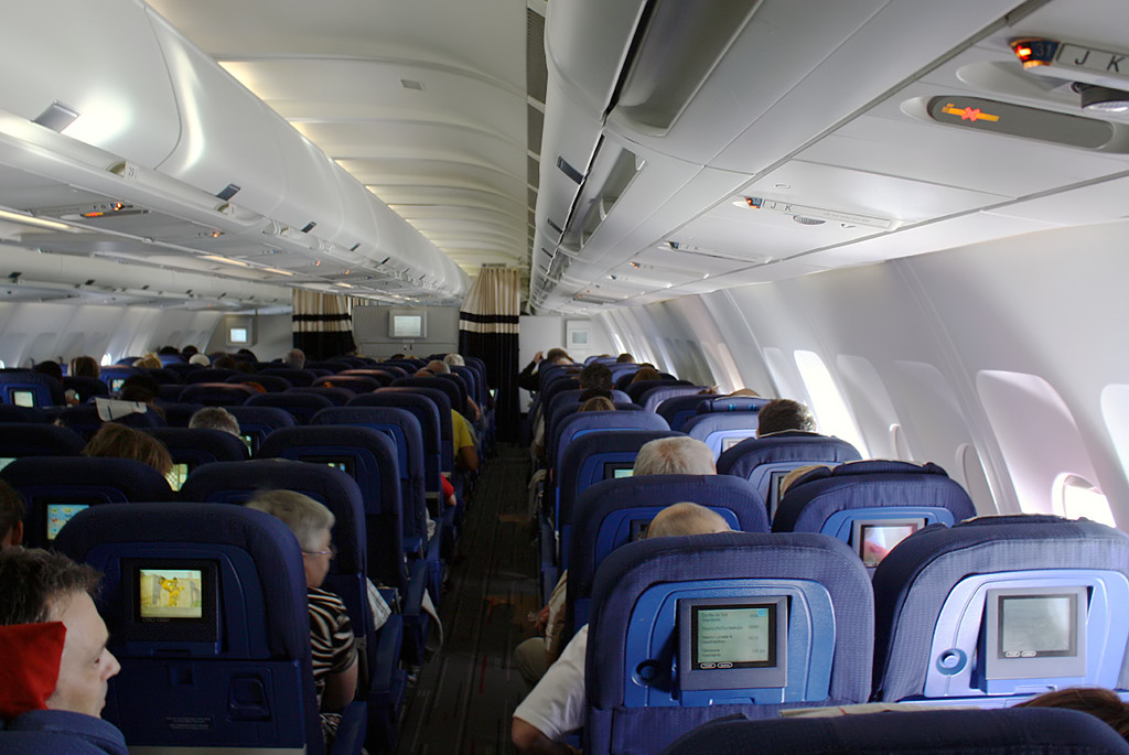 interieur boeing 777 300er air france