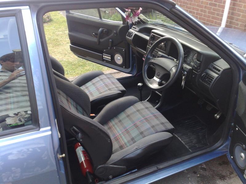Mk2f Breadvan Replacement Seats