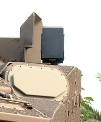 Active protection systems APS
