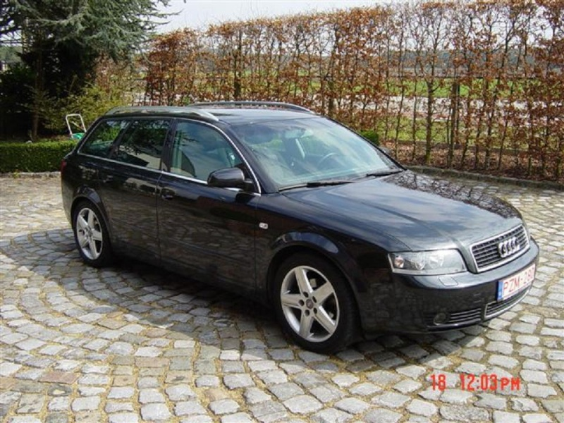 Wolfsburg 39 s products gang afficher le sujet hendrick for Audi a4 break interieur