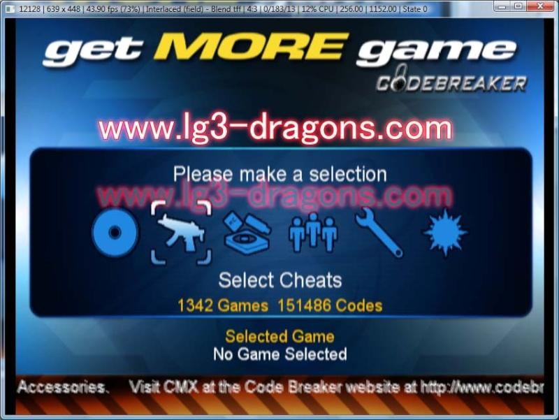 d8229bf82 PS2] تحميل CodeBreaker V10 لفك أسرار الألعاب ! + الشرح - منتدى مملكة ...