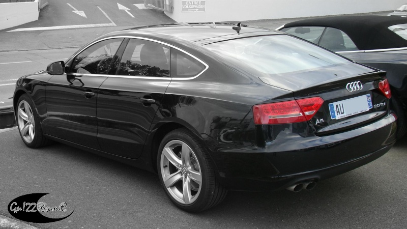 2009 Audi A5 S5 Sportback Page 10