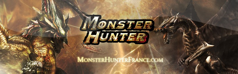 Monster Hunter France