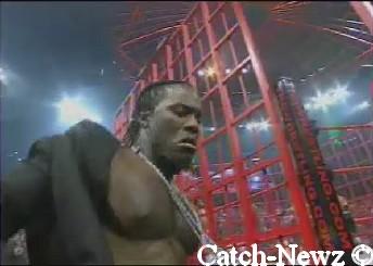 Elijah Burke Debut TNA