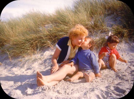 1958 - Bretagne dans Le jardin des souvenirs 61066910