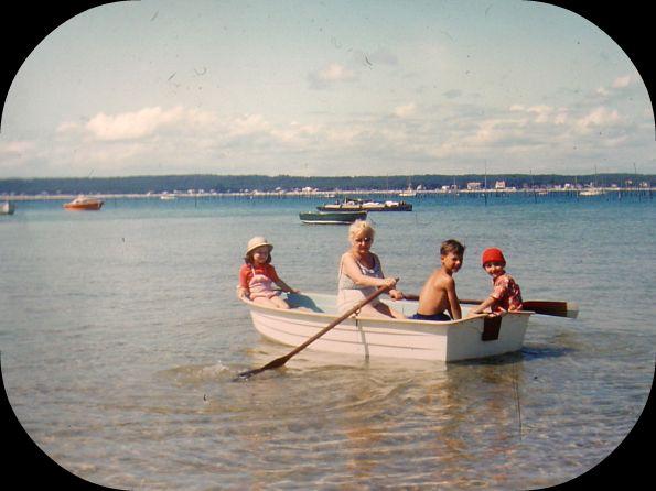 1962 - Cap Ferret dans Le jardin des souvenirs 61067410