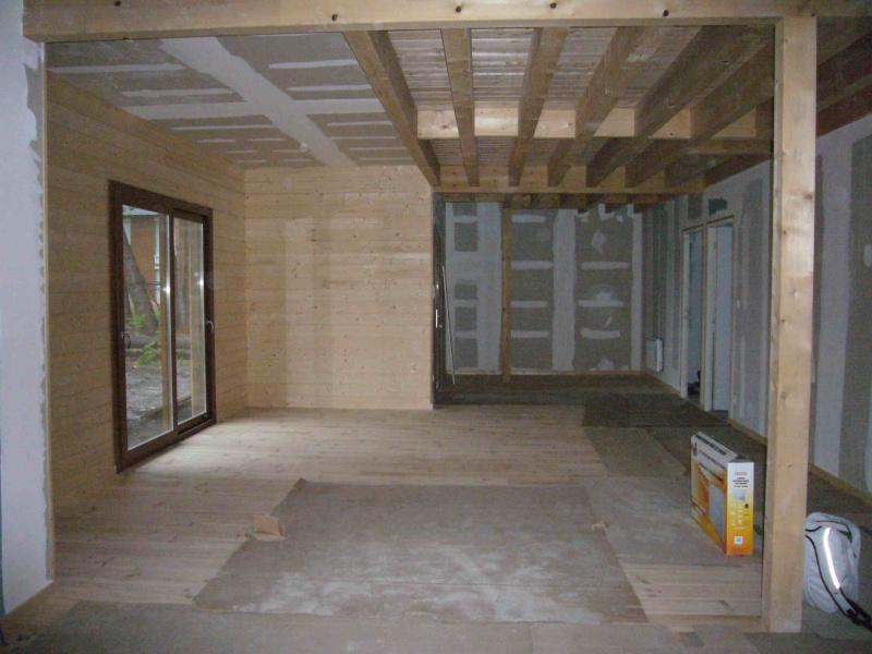 Couleur int rieure pour maison bois for Peindre des murs