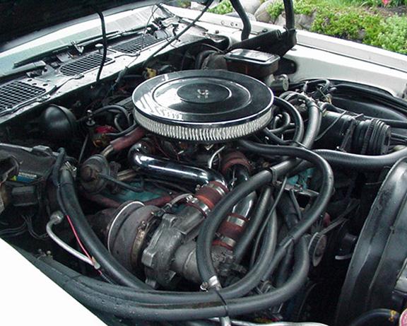 Pontiac 301 Turbo. 301 turbo de Pontiac.