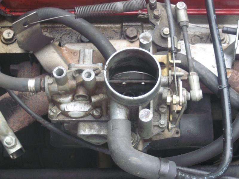 carburateur solex 4l