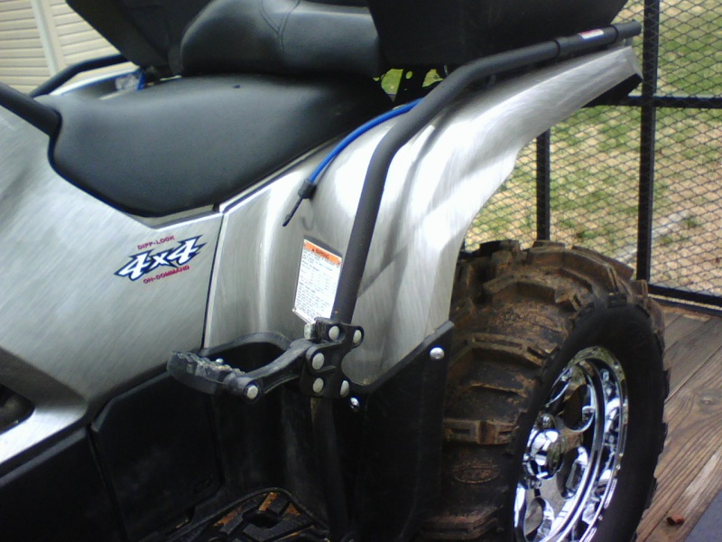 Yamaha Grizzly  Seat