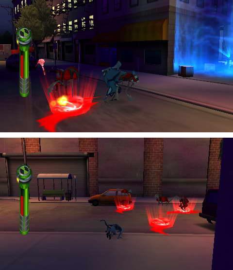 Ben10 Alien Force Vilgax Attacks  2009   Full   Esp   PSP
