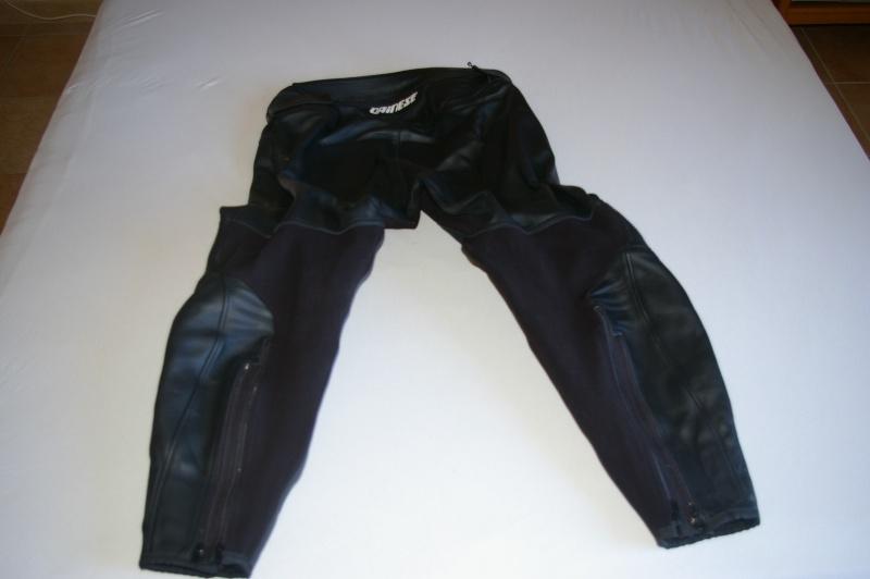 pantalons cuir dainese. Black Bedroom Furniture Sets. Home Design Ideas