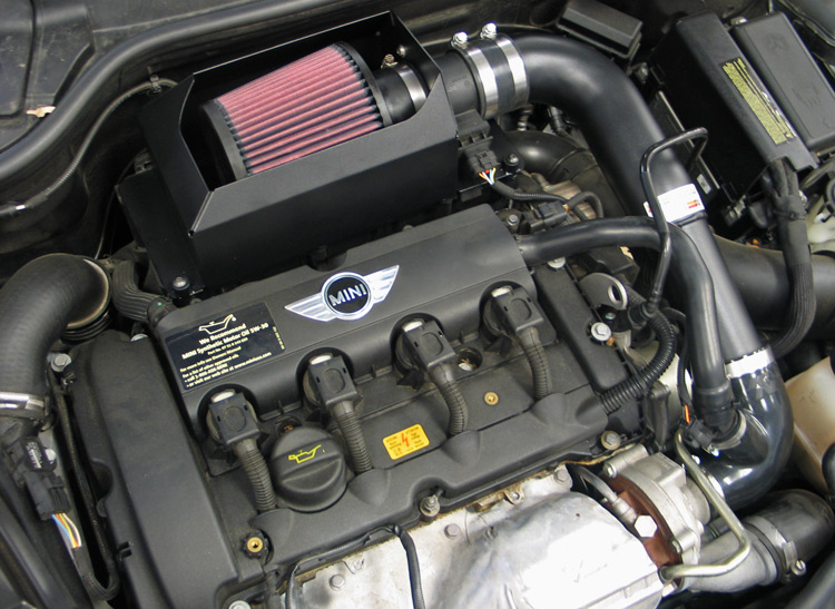 r56 cooper s 175 cv intake kn ou filtre kn forums auto de motorlegend. Black Bedroom Furniture Sets. Home Design Ideas