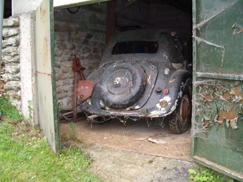 L 39 espace forums de la traction universelle afficher le for Garage sortie de grange quesnoy sur deule