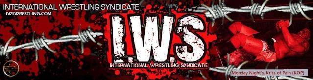IWS-International Wrestling Syndicate..