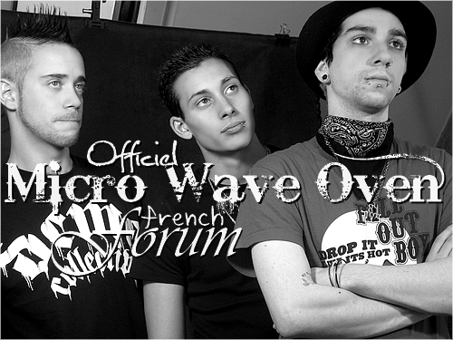 Micro Wave Oven Officiel French Forum