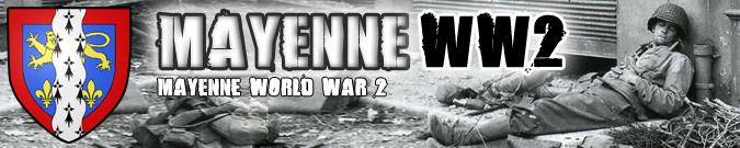MAYENNE WW2