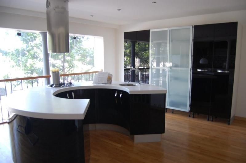 Parquet pour cuisine un sol en bois dans une cuisine pas - Quel parquet pour une cuisine ...