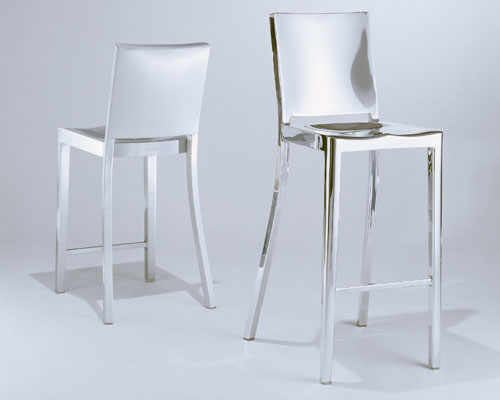 chaise hudson stool by philippe starck. Black Bedroom Furniture Sets. Home Design Ideas