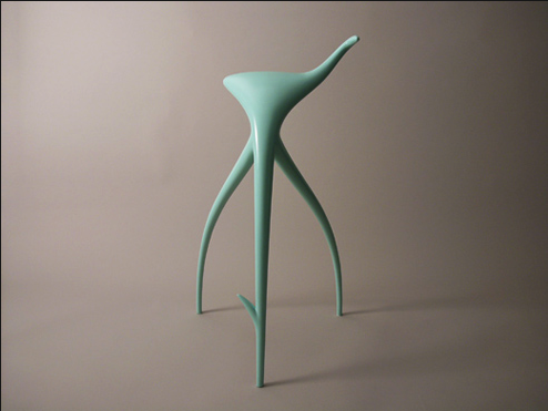 Tabouret W W Stool By Philippe Starck