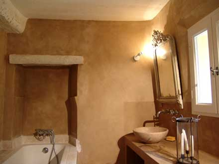 Aide d co salle de bain page 1 for Enduit mur salle de bain