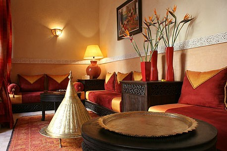 Couleur pour un salon marocain for Film chambre 13 marocain