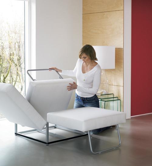 pouf lit xtra chez bo concept. Black Bedroom Furniture Sets. Home Design Ideas