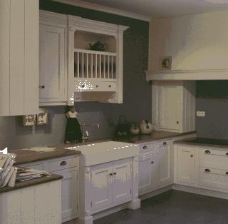 repeindre une cuisine en bois. Black Bedroom Furniture Sets. Home Design Ideas