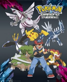 pokemon diamante e perola