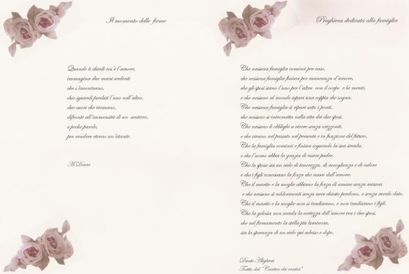 Matrimonio Tema Poesia : Matrimonio poesia