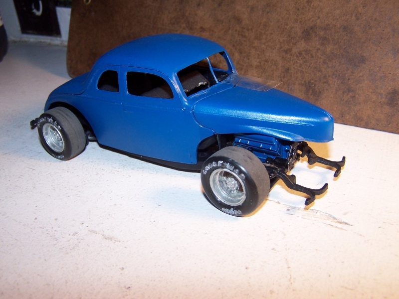 Old School Asphalt Race Car - On The Workbench - Model Cars Magazine ...