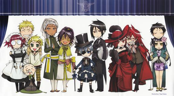 kuroshitsuji-black butler RPG site