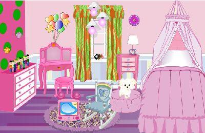 Une chambre de princesse - Comment dessiner un lit ...