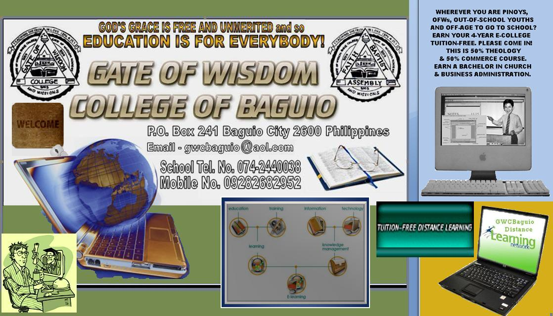 GATE OF WISDOM COLLEGE OF BAGUIO