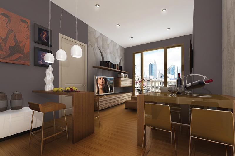 Idée pour une rénovation dun appartement