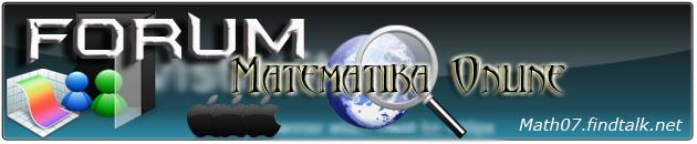 Forum Matematika Online | Free Download