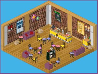 Webkinz Classic Gaming Room
