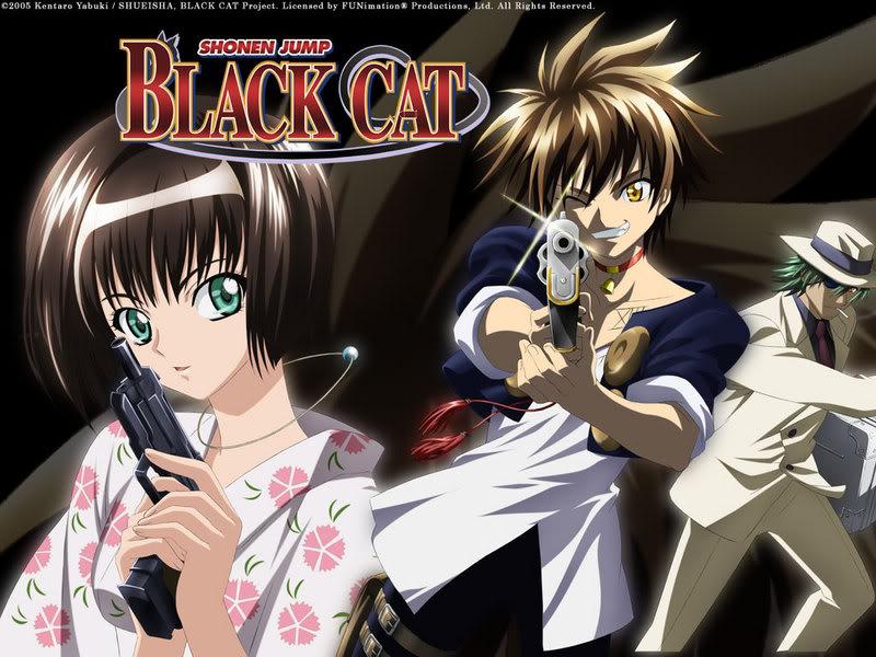 Résultats de recherche d'images pour «anime black cat»