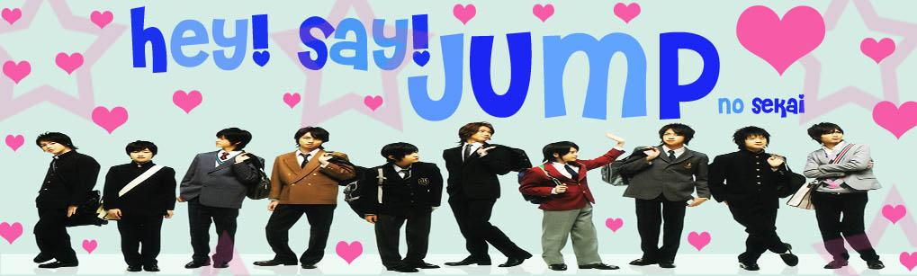 Hey! Say! Jump no sekai