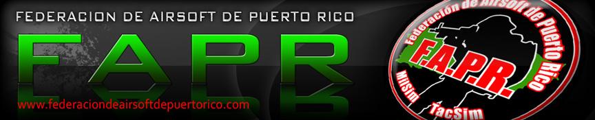 FEDERACION DE AIRSOFT DE PUERTO RICO