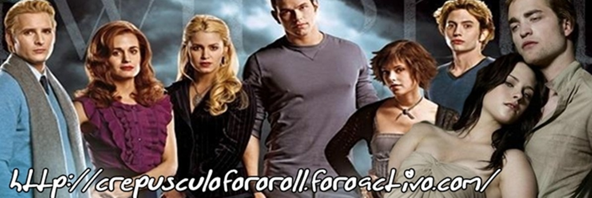 Crepusculo Foro Roll