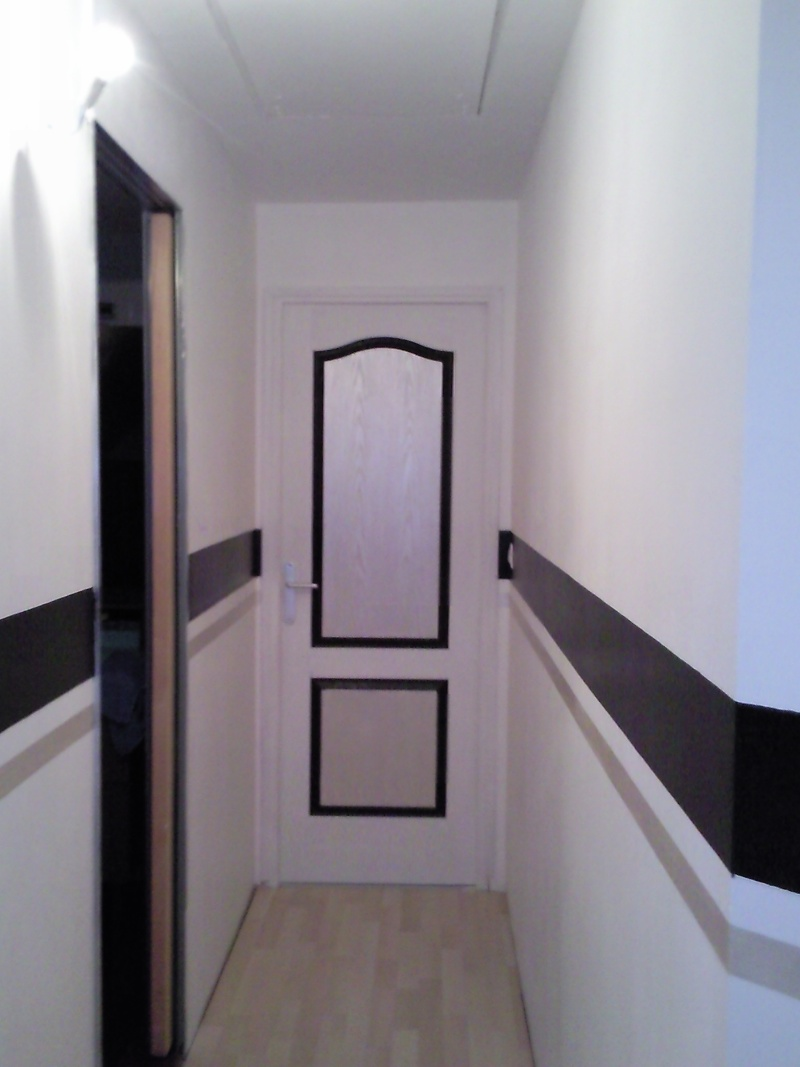 Couloir tage photo page 2 - Decorer une porte ...
