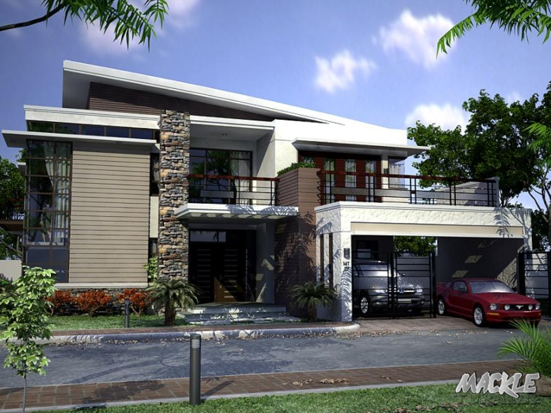 Modern house practice for Modern houses pictures
