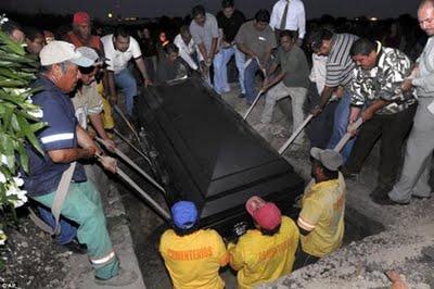 00310 - A Half Ton man has died