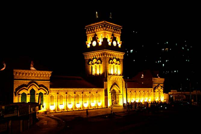 k1510 - City Of Light.....Karachi:x