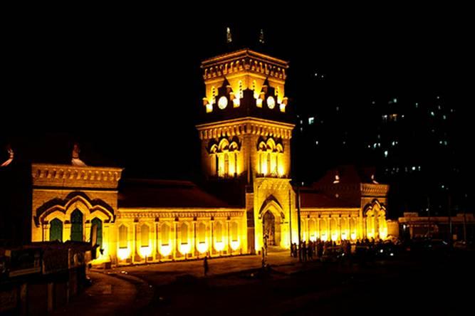 k1510 - City Of Light.....Karachi:x