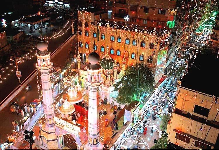 k610 - City Of Light.....Karachi:x
