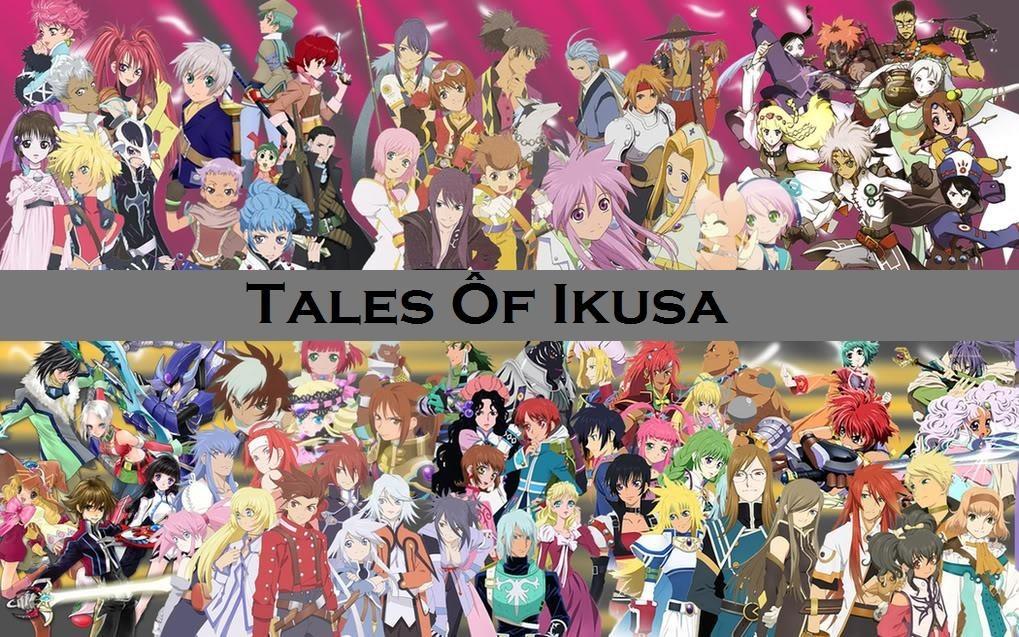 Tales of Ikusa